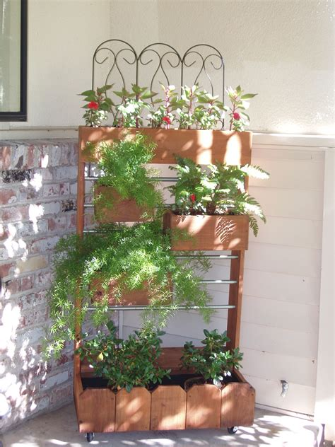 savory surroundings personal vertical gardens