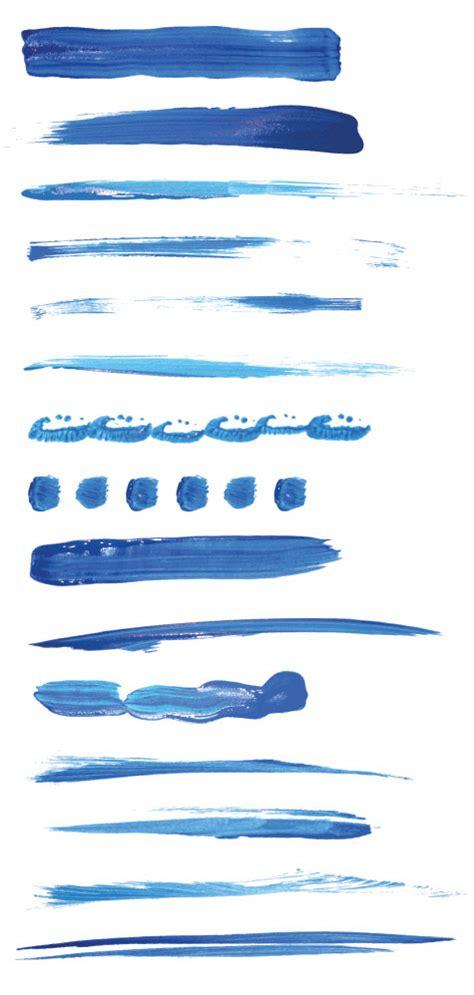 free vectors 15 paint brushstroke illustrator brushes think design
