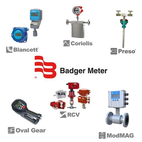 badger meter water meters flow instrumentation badger meter central california instruments