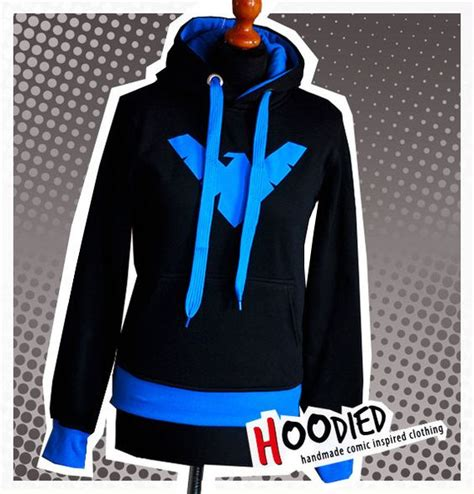 Tshirt Robin Nw Xl From Ordinal Apparel nightwing justice and hoodie on