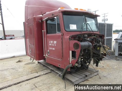 used kenworth parts for sale used 1990 kenworth sleeper cab body for sale in pa 25386