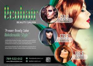 66 beauty salon flyer templates free psd eps ai