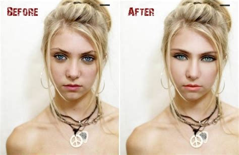 marys extreme makeover face nose and body photoshop face body makeovers 17 before after pics