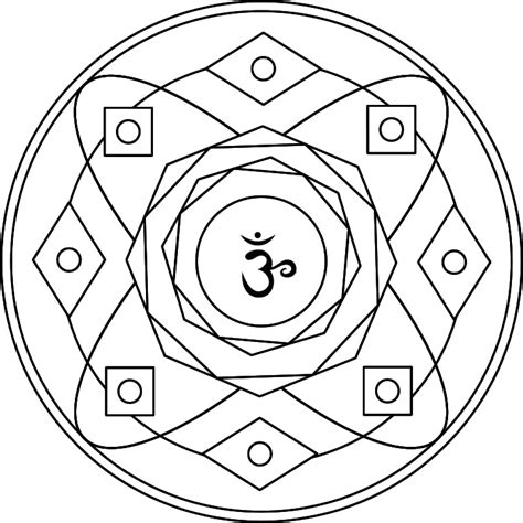 free heart chakra coloring pages