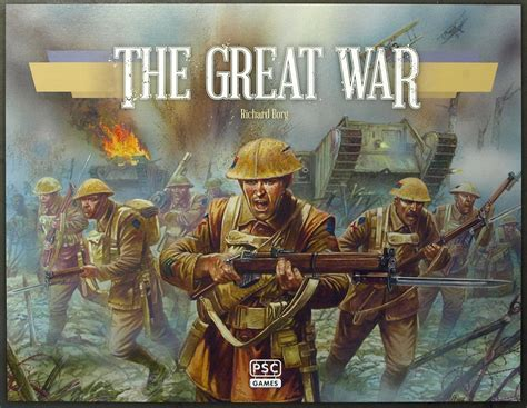 the great war wargames illustrated the great war boardgame