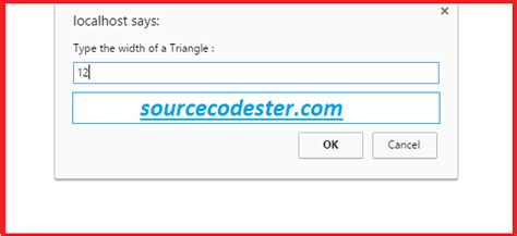 javascript printable area how to get area of the triangle using javascript free