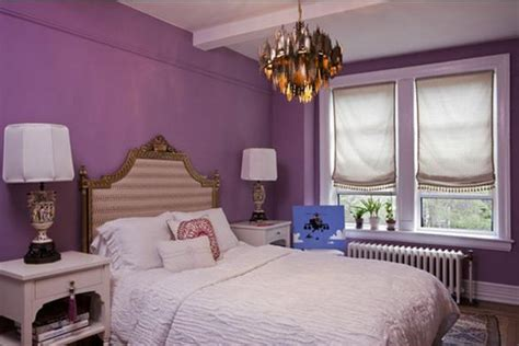 Purple And White Bedroom by Purple And White Bedroom Combination Ideas