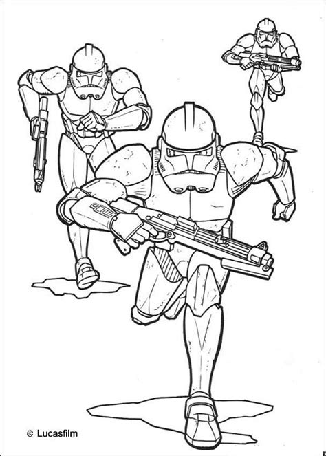 coloring pages star wars clone trooper star wars clone trooper coloring pages coloring home