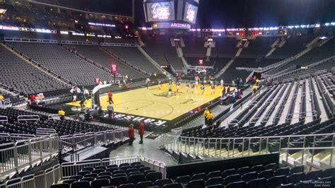 section 20 a sprint center section 120 basketball seating