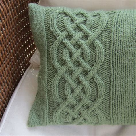 376 best images about cable knit pillow on