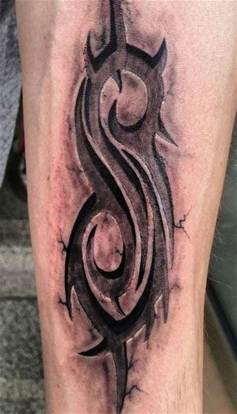 slipknot tribal s tattoo slipknot tattoos designs ideas and meaning tattoos for you