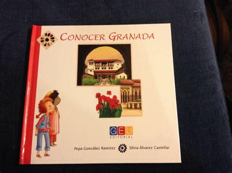 libro granada libros sobre granada para ni 241 os