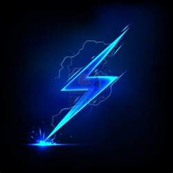 Lightning Bolt In Lightning Bolt Backgrounds Wallpaper Cave