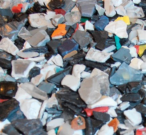 Mba Esr by Pc Abs Recovered From Shredded Waste Electrical