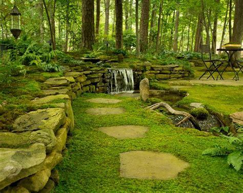 moss  decoration  gardens outdoorthemecom