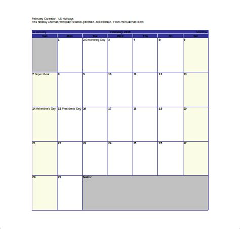 calendar of events template microsoft word calendar