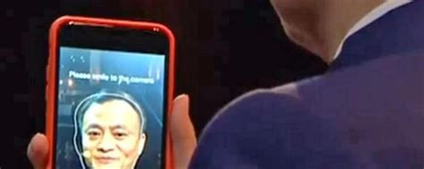 alibaba face recognition alibaba demonstrates facial recognition payment system at