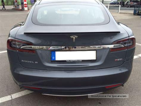 Tesla S Performance Specs 2014 Tesla Model S Performance Car Photo And Specs