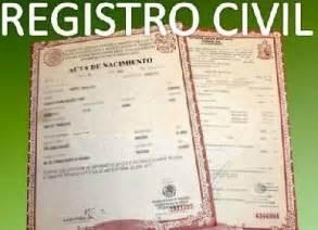 tarifas de matrimonio civil y servicios de registro suben sube precio de actas de nacimiento defunci 211 n y matrimonio