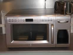 Kenmore Microwave Toaster Combo Life S Good And Saves Space With Lg S Combo Microwave Oven