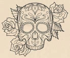 skull tattoo stencils tattoo art design ideas