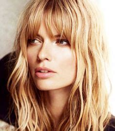 21 nice and flattering hairstyles with bangs hair type the shag is the it girl hairstyle replacing the lob girl