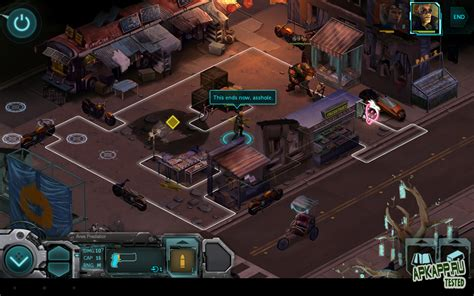 shadowrun returns apk shadowrun returns v1 0 6 android скачать