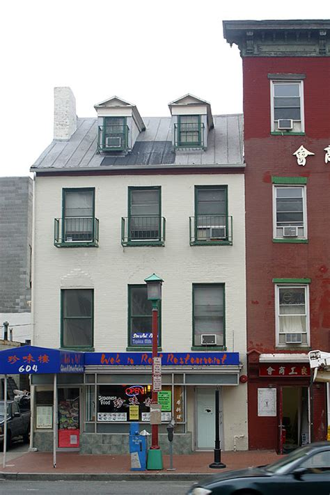 rooming houses in dc washington dc the white building is the former boarding house of surratt it is said