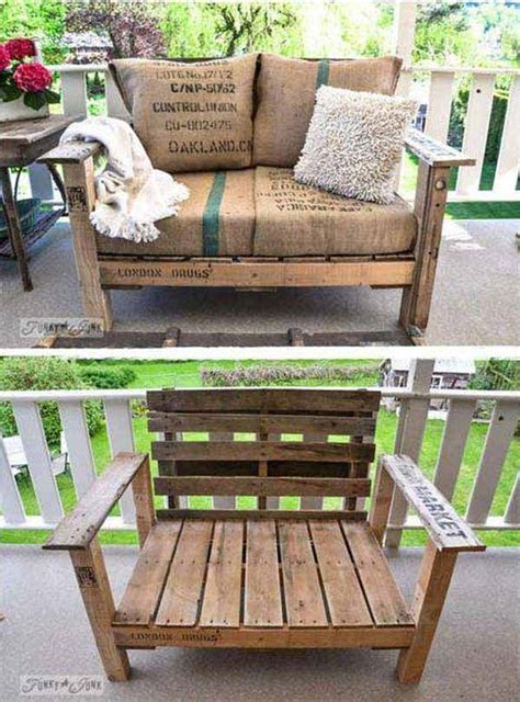 clever diy pallet furniture plans diy cozy home