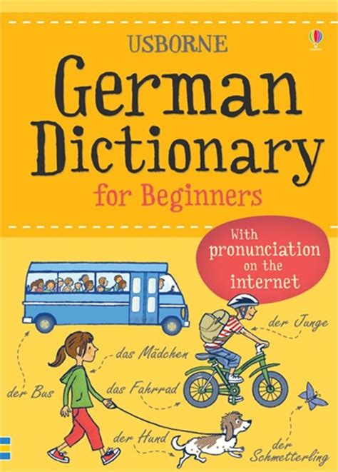 german for beginners with german dictionary for beginners at usborne books at home organisers