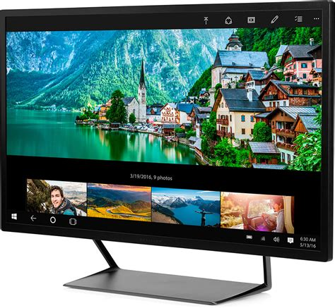 Monitor Qhd hp pavilion 32 monitor with 2k resolution launched priced at 399