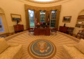 the history of the oval office of the white house the