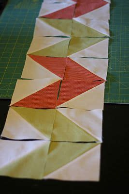 zig zag table runner 1000 ideas about table runner tutorial on