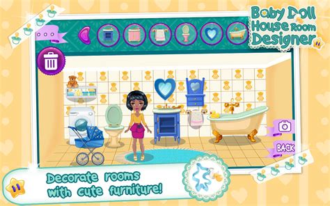 baby house decor girl games android apps on google play baby doll house room designer android apps on google play