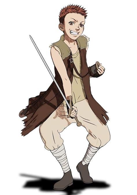 anime design 2016 berserk anime debuts july 1st character designs