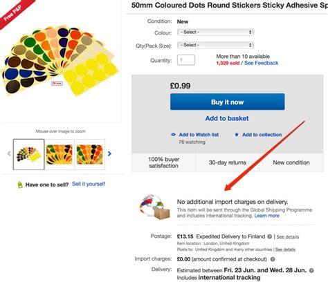 ebay global shipping how to cut your ebay shipping costs by 91