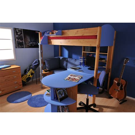 Stompa Casa 2 High Sleeper Bed by Stompa Casa 2 High Sleeper Sofa Bed Desk Centerfieldbar