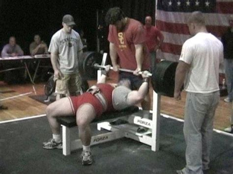 bench press 600 lbs josh bryant bench press raw 600 lbs youtube