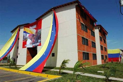 listado de la mision vivienda venezuela viviendas dignas para los venezolanos