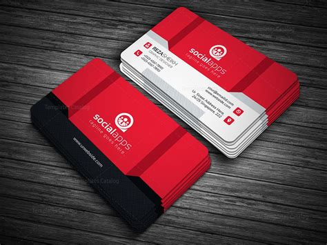 business card template abc pro tk