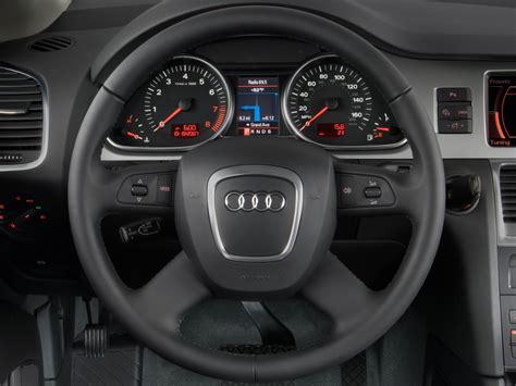 Audi Q7 Four Wheel Steering by Image 2008 Audi Q7 Quattro 4 Door 3 6l Premium Steering