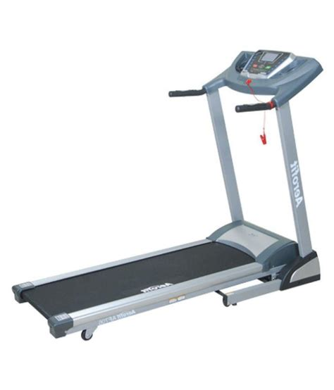 aerofit af 706 motorized treadmill buy at best