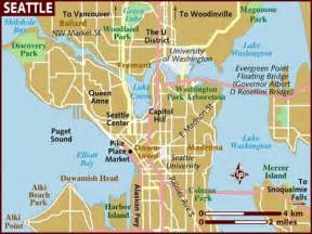 Map Shop Seattle by Map Of Seattle