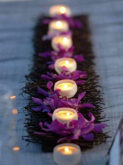 candle table centerpieces 20 candles centerpieces table decorating ideas