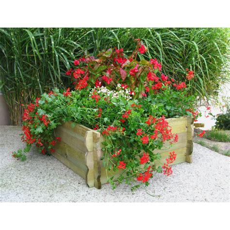 Carre De Jardin En Bois by Faire Un Jardin Un Potager En Carr 233 Jardin Et Saisons