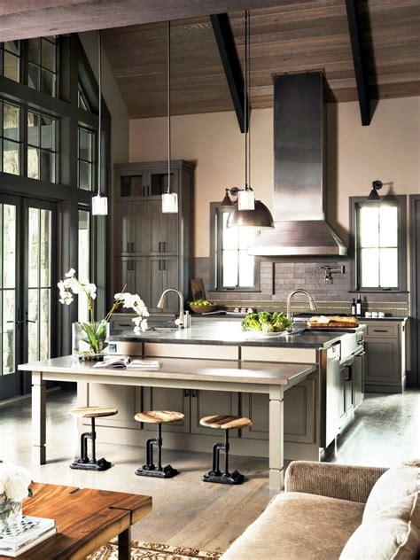 gourmet home kitchen design gourmet kitchens hgtv