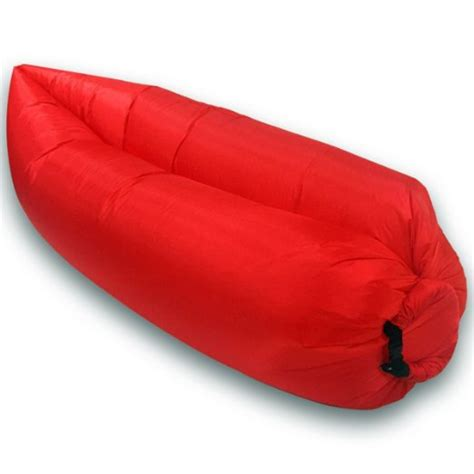 sleeping bag couch portable cing lounger air sofa inflatable sleeping bag