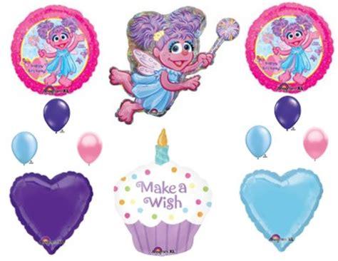 Abby Cadabby Makes A Wish abby cadabby sesame cupcake happy birthday balloons