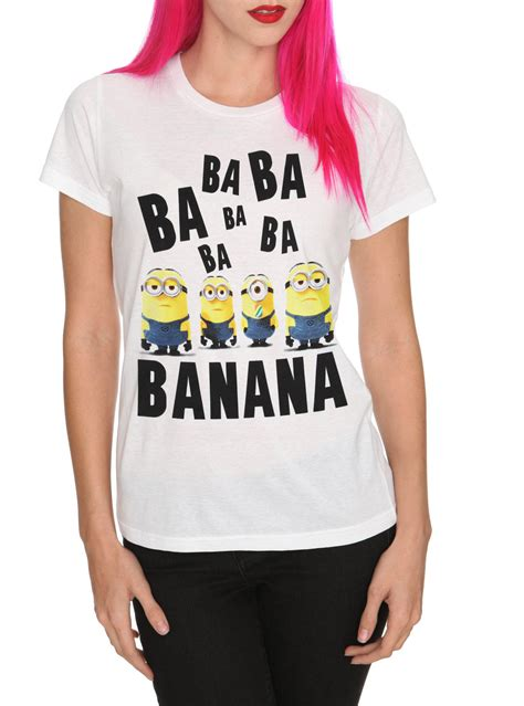 Hoodie Anak Minions Banana despicable me 2 minion t shirt from topic epic