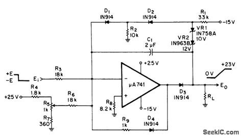 fast integrator circuit fast integrator circuit 28 images op circuit collection basic circuits circuit knowledge